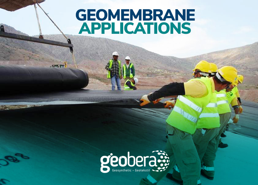 geomembrane applications